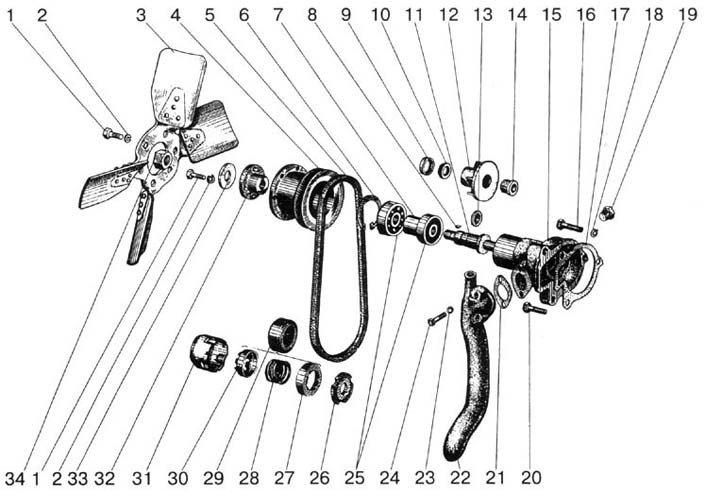 Waterpomp-1307